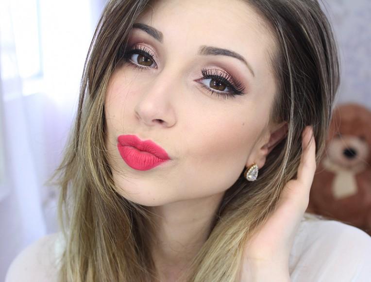 6-maquiagem delicada jana taffarel