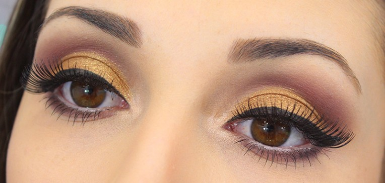 2-maquiagem para o Natal 2015 jana taffarel