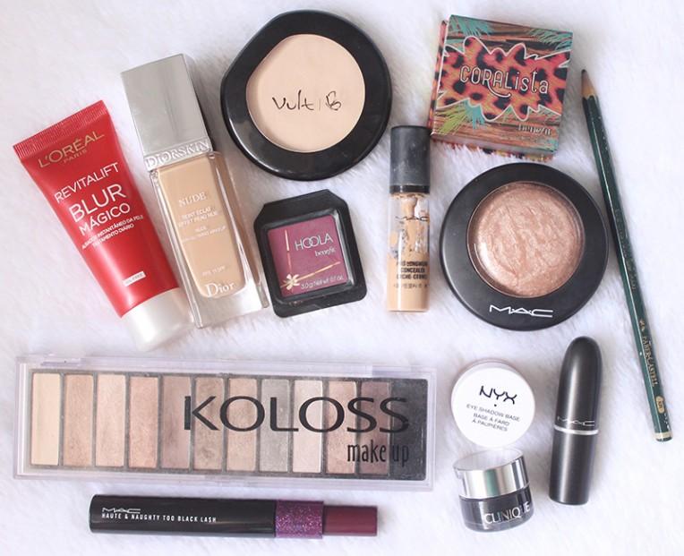 1-produtos usados maquiagem villa mix
