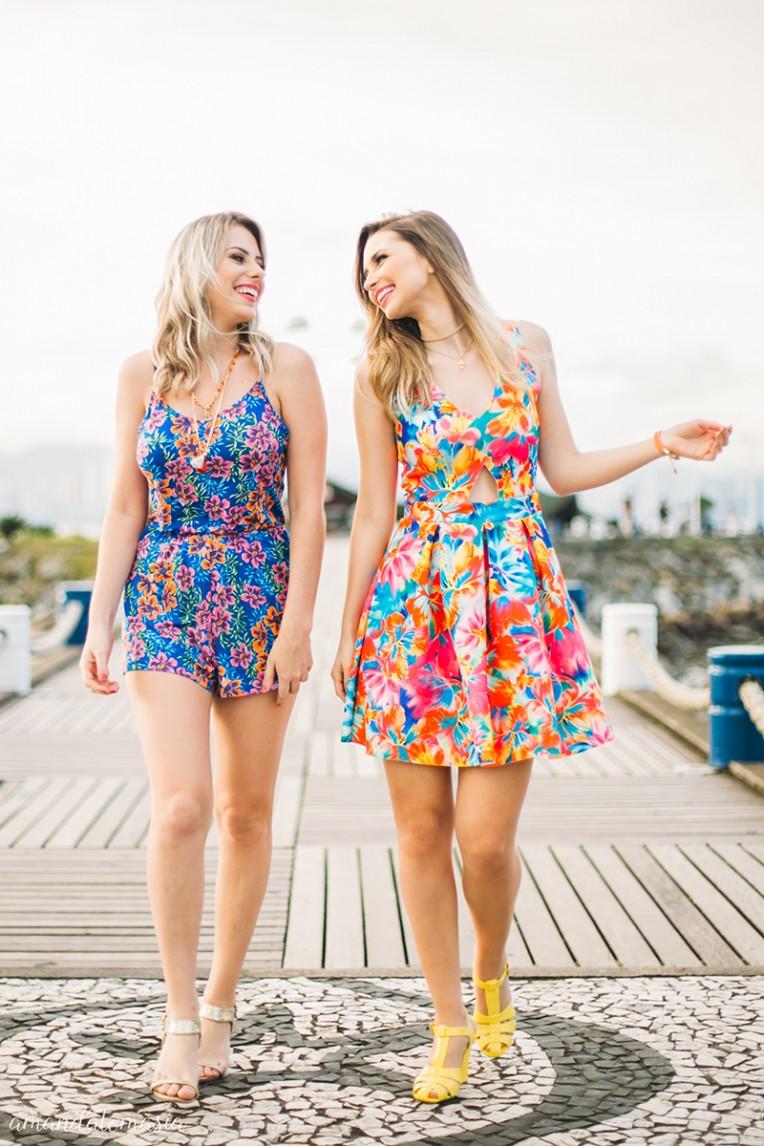 10-looks coloridos para o verão