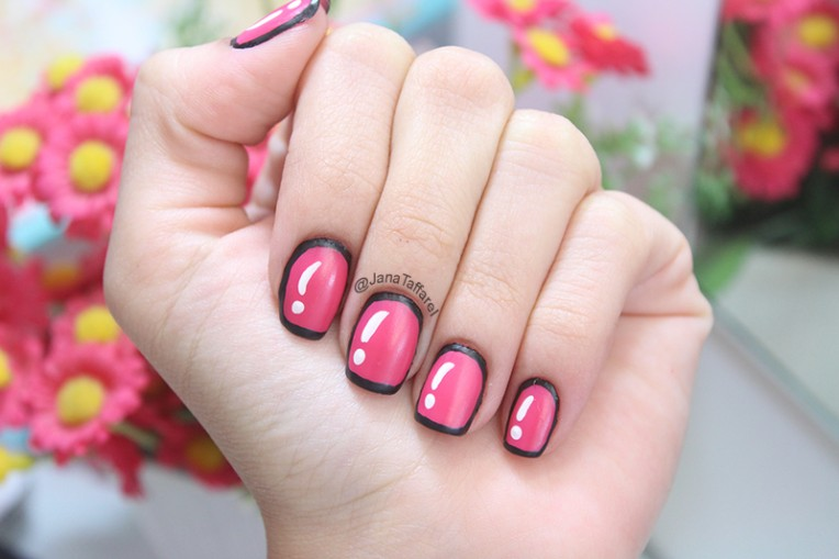 1-unhas decoradas cartoom
