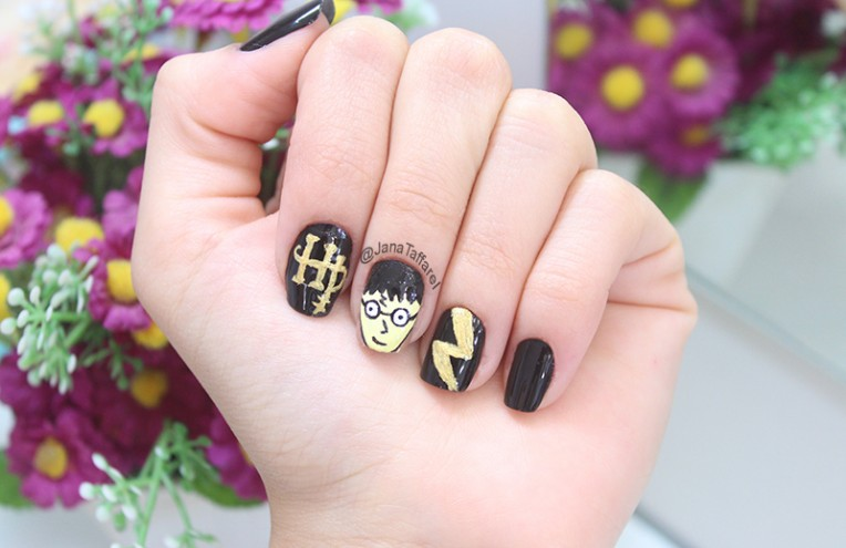 1-unhas harry potter
