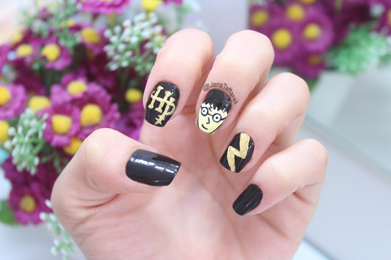 2-unhas harry potter