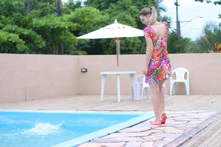 2-vestido colorido para o verão - naguchi jana taffarel