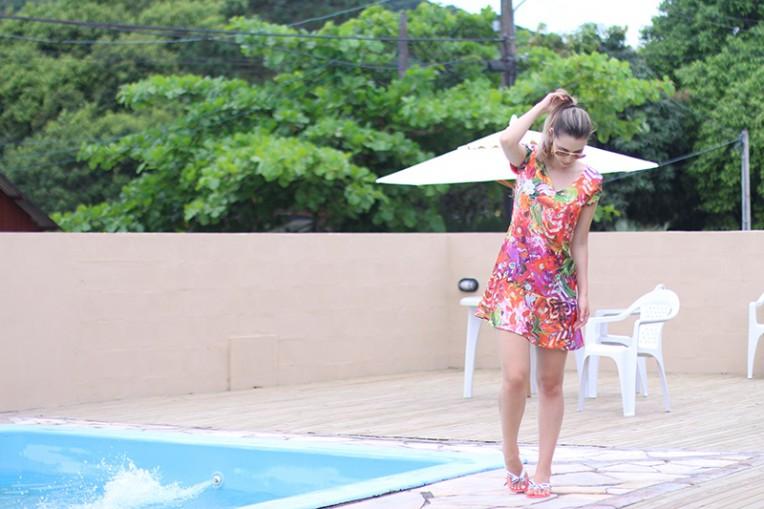 3-vestido colorido para o verão - naguchi jana taffarel
