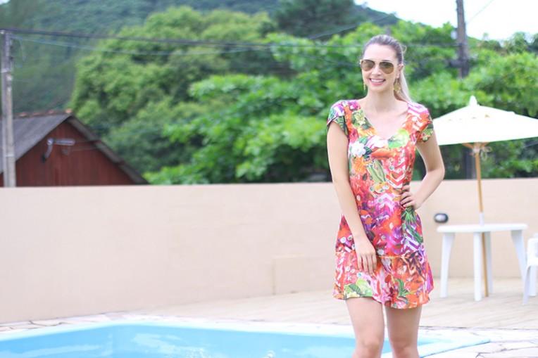 4-vestido colorido para o verão - naguchi jana taffarel