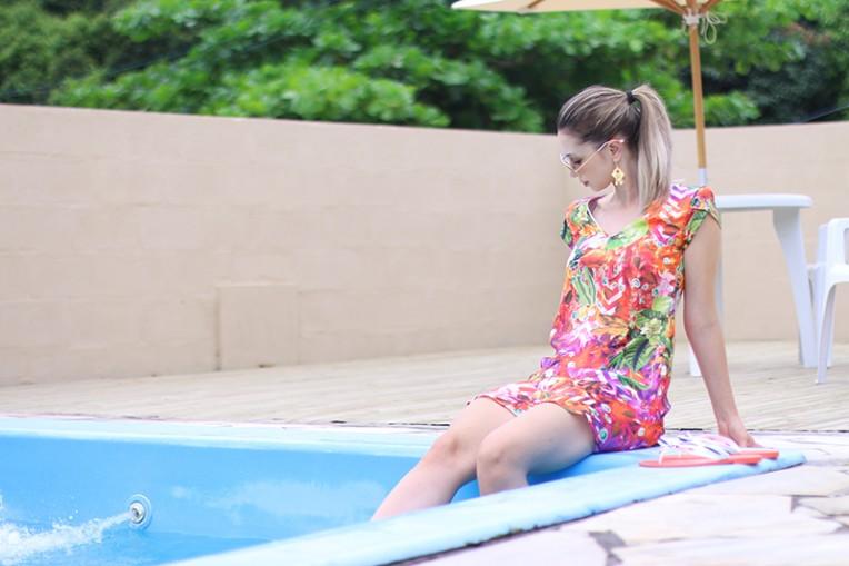7-vestido colorido para o verão - naguchi jana taffarel