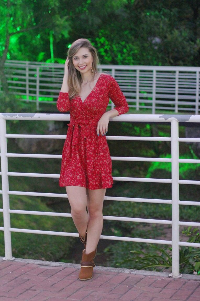 2-vestido manga comprida posthaus