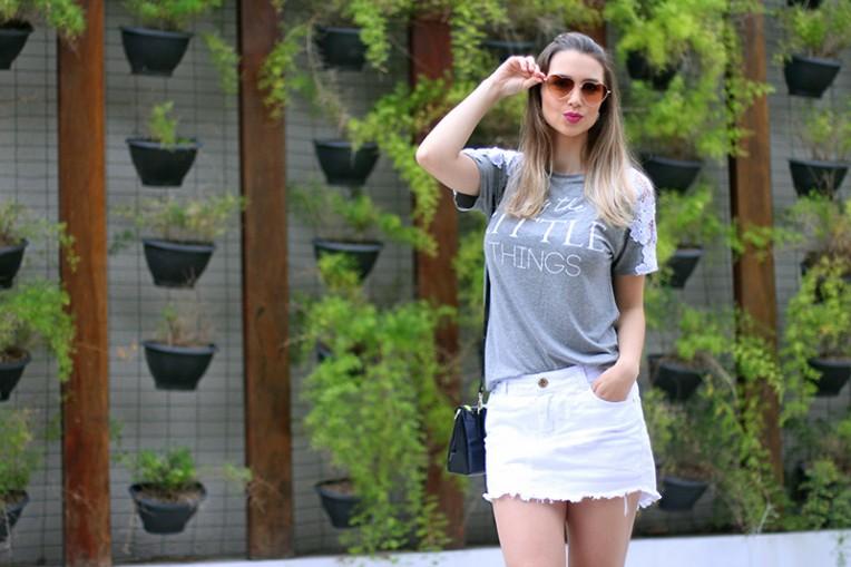 6-blusa cinza com renda branca