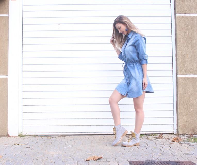 2-vestido jeans manga comprida