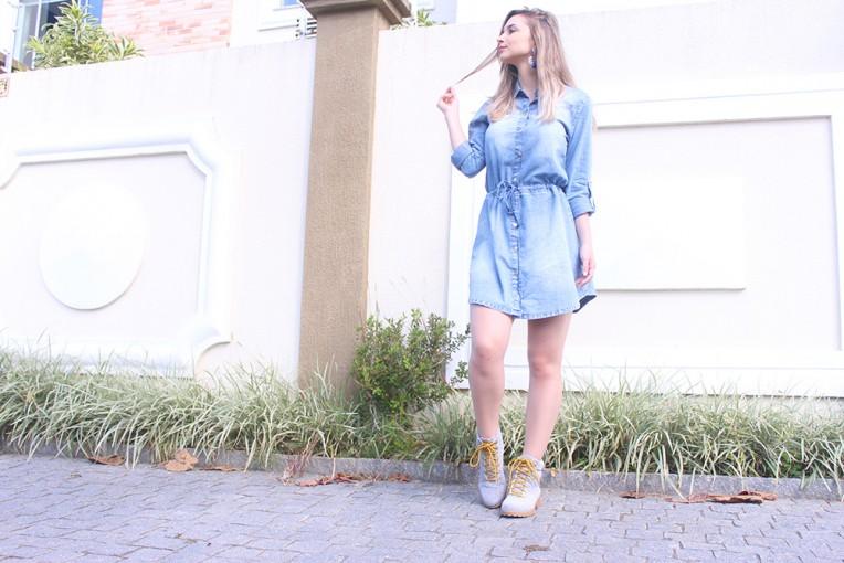 4-vestido jeans manga comprida