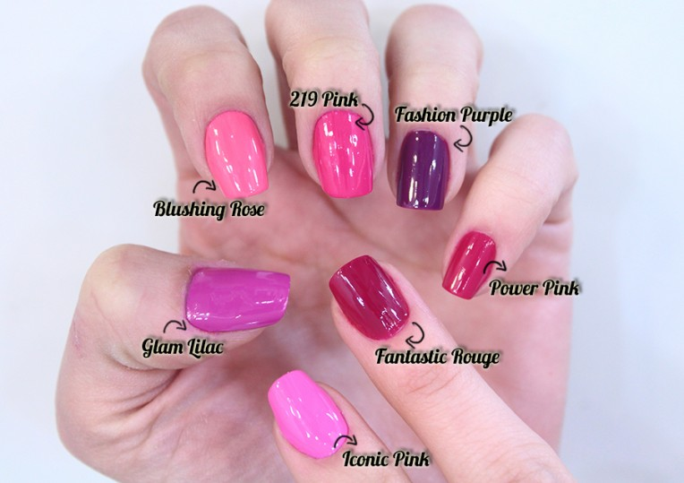7-esmaltes barbie o boticario makeb